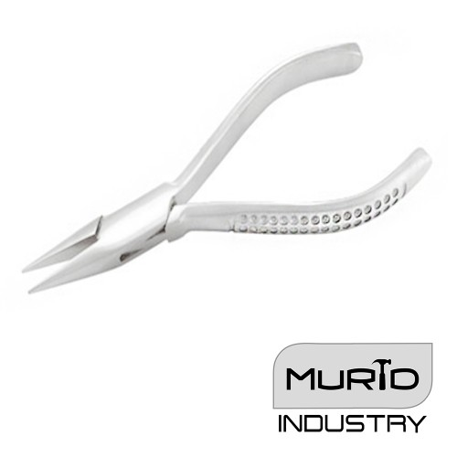 Optician Chain Pliers with Groove Handles