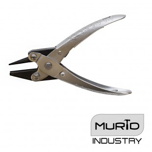 Parallel Round Nose Hollow Pliers 140mm