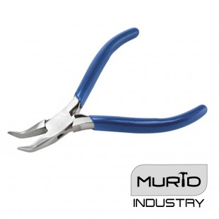 Bent Chain Nose Pliers 115mm