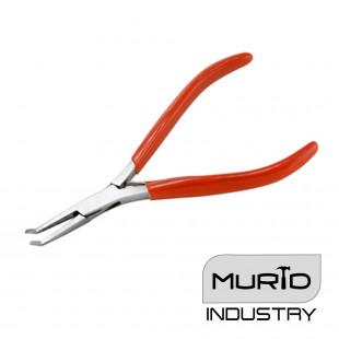 Micro Bent Chain Nose Pliers 130mm