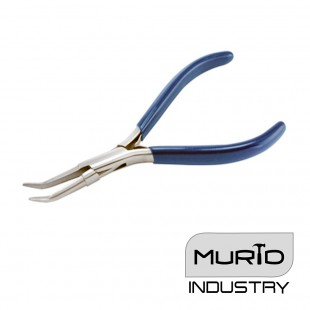 Long Bent Nose Pliers 140mm
