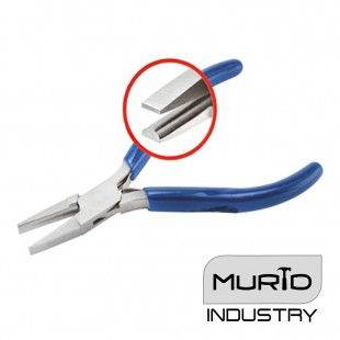 Flat & Half Round Forming Pliers 115mm