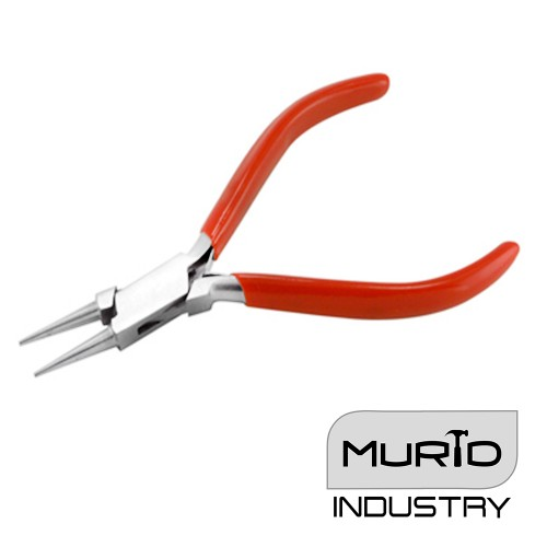 Slim Line Round Nose Pliers 120mm