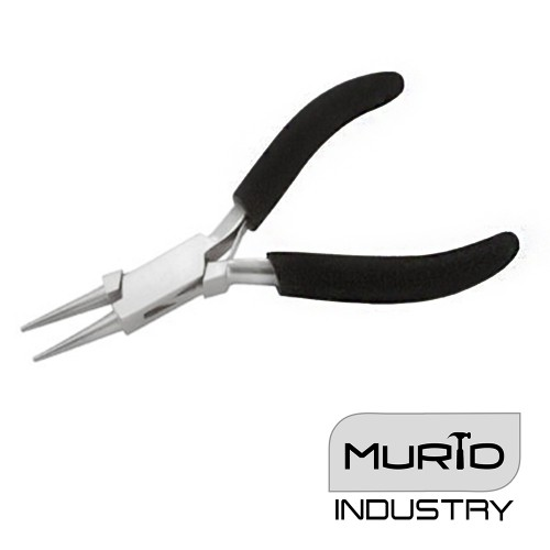 Round Nose Pliers 130mm Foam Handle