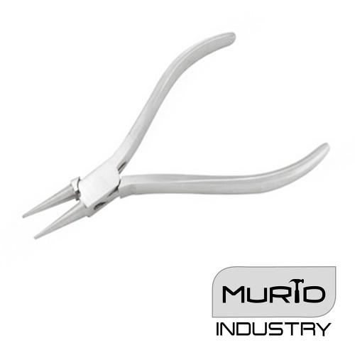 Round Nose Pliers 120mm Plain Handle