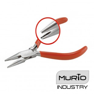 Special Chain Nose Pliers with Groove 130mm
